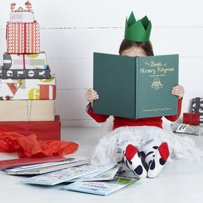 Personalised Your Letter To Santa Book