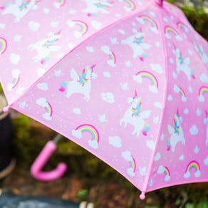Childs Unicorn Umbrella