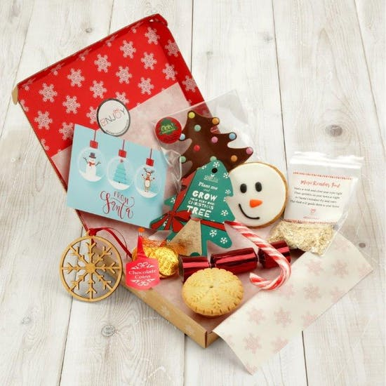 Personalised Christmas Letter Box Gift