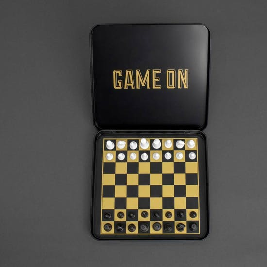 Personalised Chess Letterbox Hamper Gift
