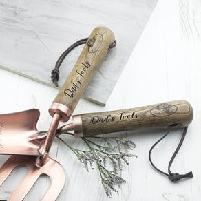 Personalised Copper Tool Set