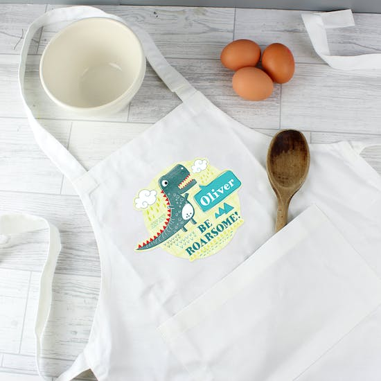 Personalised Childrens Apron
