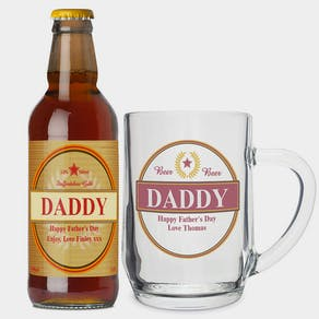 Personalised Big Birthday Tankard