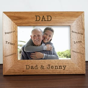 Clothes Line Photo Frame