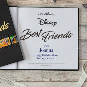 Personalised Disney Book For Your Best Friend