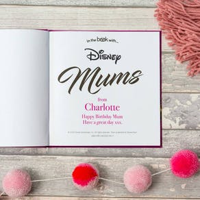 Personalised Disney Book For Mums