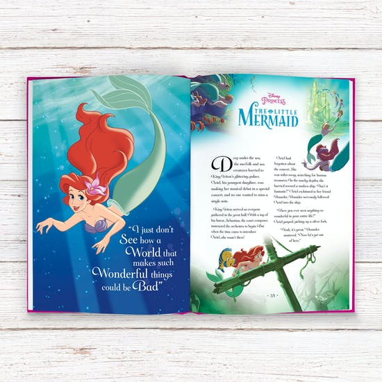 Personalised Disney Princess Ultimate Collection