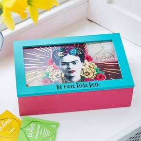 Frida Kahlo Tea Box