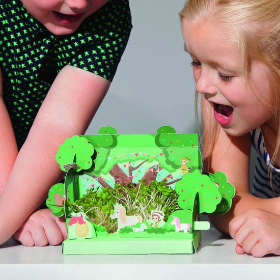 Personalised Grow A Magical Cress Garden