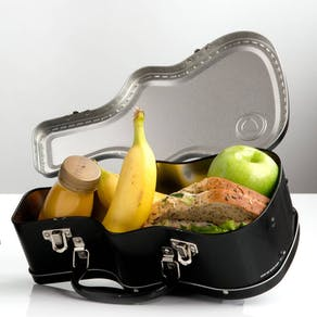Personalised Guitar Case Lunch Box