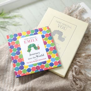 Personalised The Very Hungry Caterpillar Book