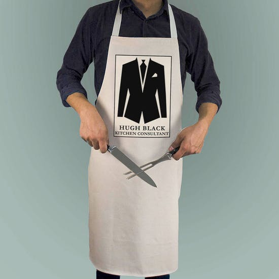 Personalised Kitchen Consultant Apron