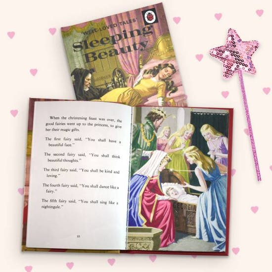 Personalised Ladybird Classic Sleeping Beauty Book