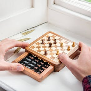 Personalised Luxury Chess Set