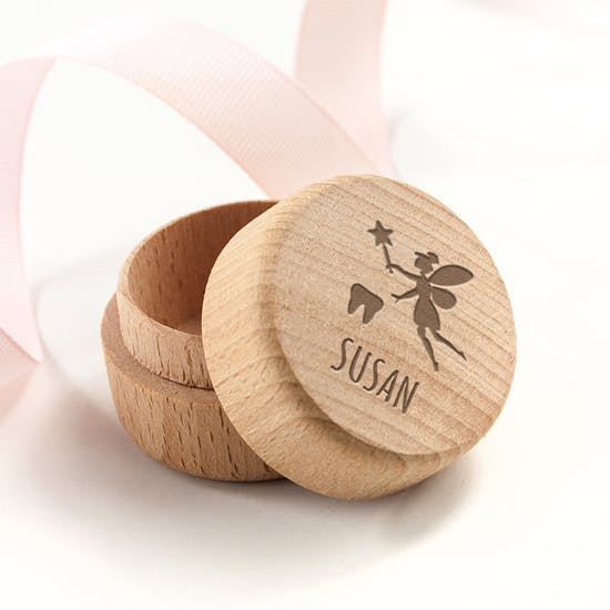 Personalised Magical Tooth Fairy Box