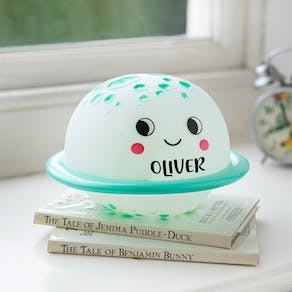 Personalised Planet Night Light