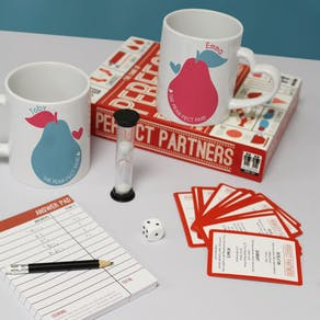 Personalised Perfect Partner Game Set