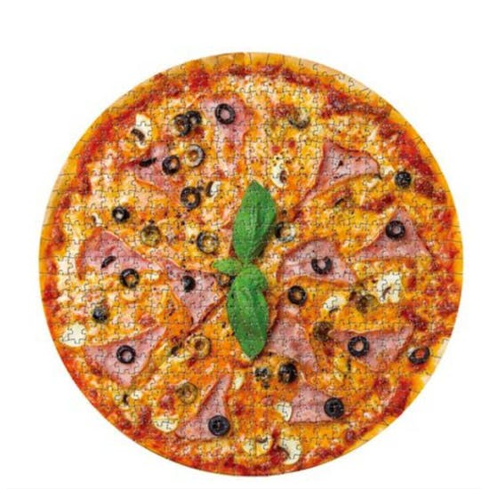 Personalised Pizza Puzzle