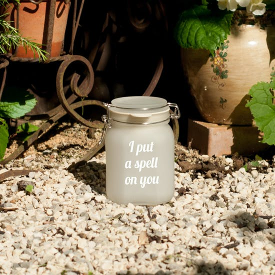 Personalised Sunshine Jar