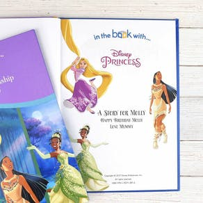 Personalised Tales Of Friendship Book