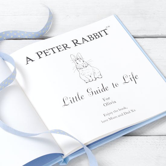 Peter Rabbit's Little Book Of Life