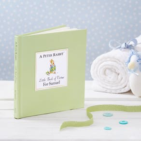 Personalised Book Of Traditional Nursery Rhymes