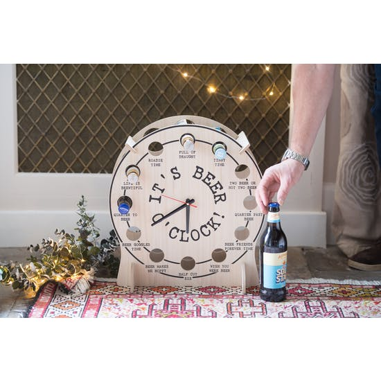 Refillable Beer O Clock Advent