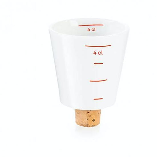 Shot Cup Measuring Stopper