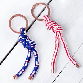 Sailor Knot Keyrings