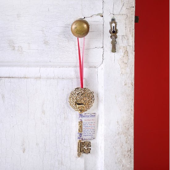 Santas Magic Ornate Key