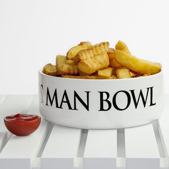 Super Size Man Bowl