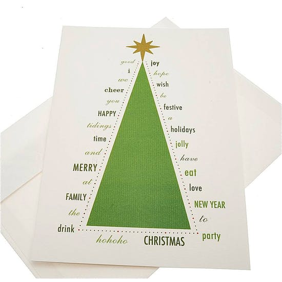 Stitch Your Christmas Card