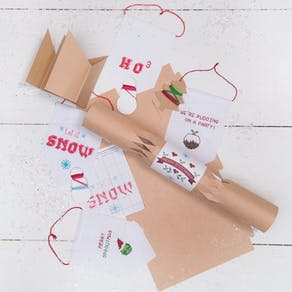 Stitchmas Christmas Crackers