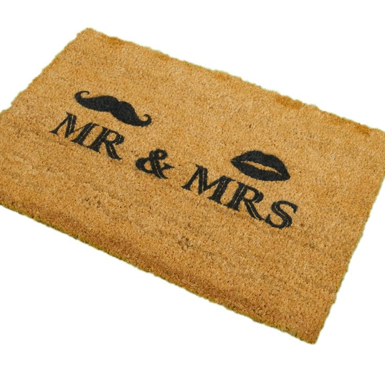 Mr And Mrs Doormat