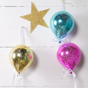 Balloon Style Hanging Decoration