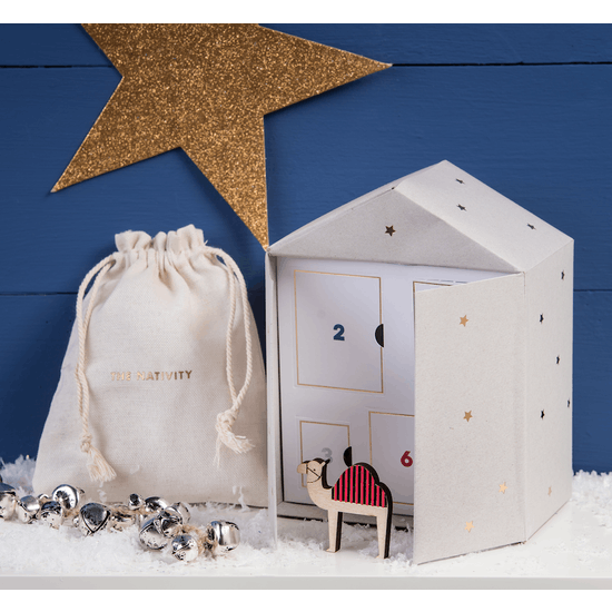 Advent Nativity Calendar