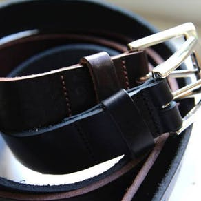 Personalised Belt For Him