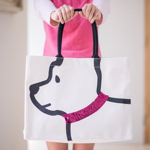 Doggy Tote Bag