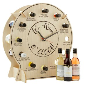 Refillable Wine O Clock Countdown Clock