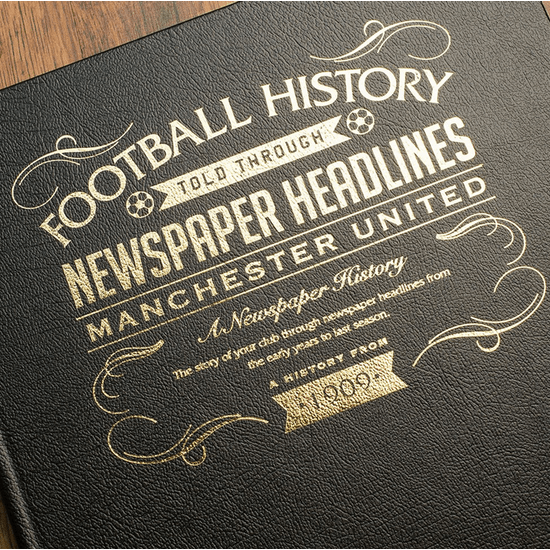 Leather Football Club History Book