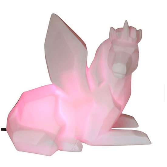 Unicorn Origami Colour Changing Light