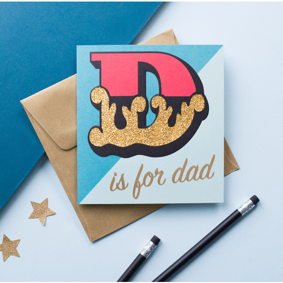 Gift Card Just For Dad