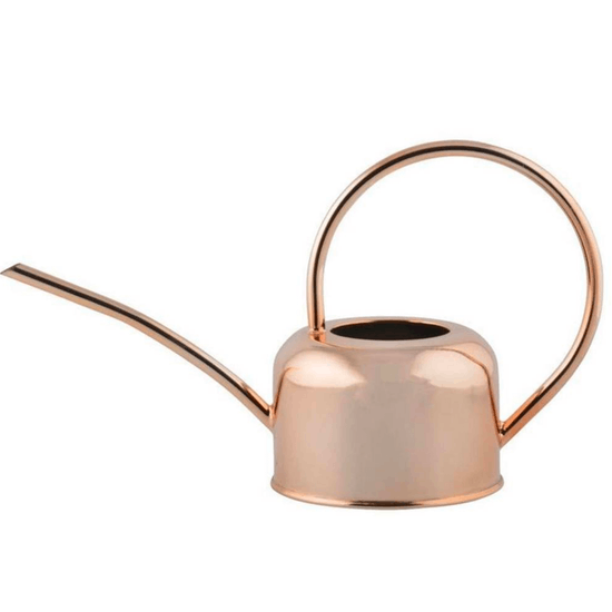 Personalised Copper Plated Watering Can