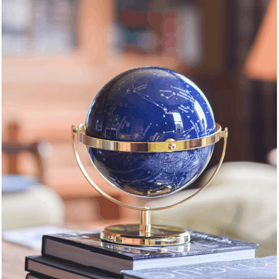 Night Star Constellation Globe