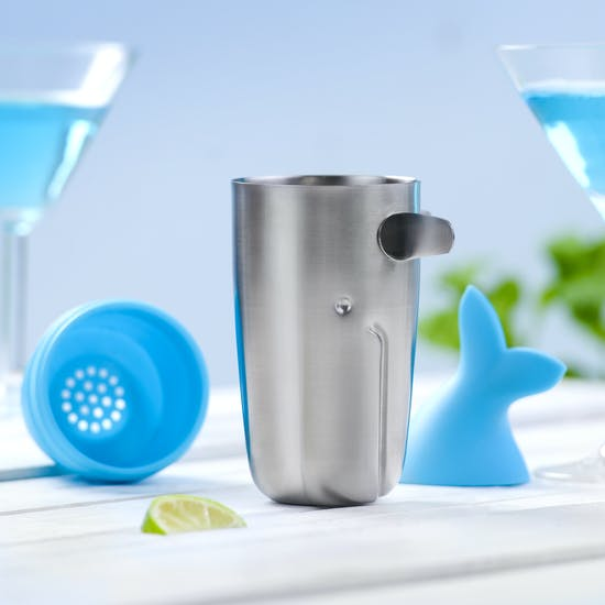 Humphrey Whale Cocktail Shaker