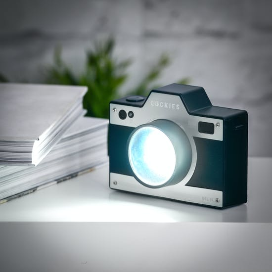 Retro Camera Light