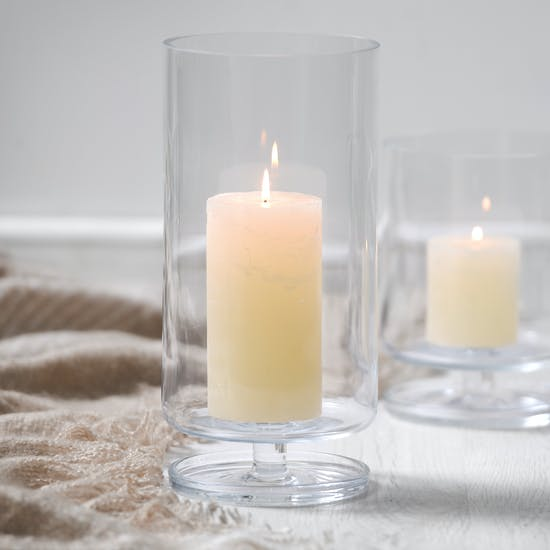 LSA Storm Lantern And Candle