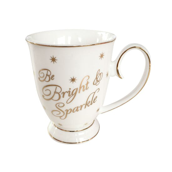 f7d1c600efb Be Bright and Sparkle Mug | The Letteroom