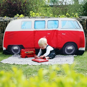 Campervan Personalised Stamp