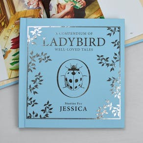 Personalised Compedium Of Lady Bird Books